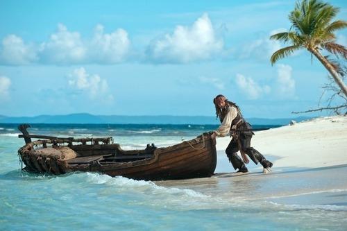 Maharamia wa caribbean