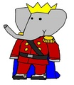 Prince Badou - babar-the-elephant fan art