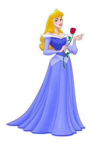 Princess Aurora achtergrond entitled Princess Aurora Blue