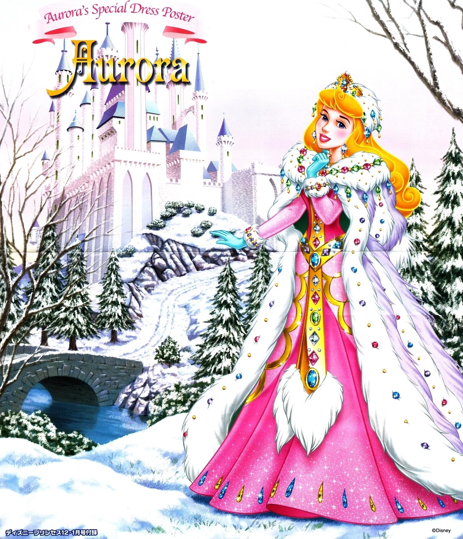 Princess Aurora-Winter