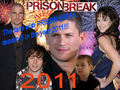Prison Break - 2011 - wentworth-miller fan art