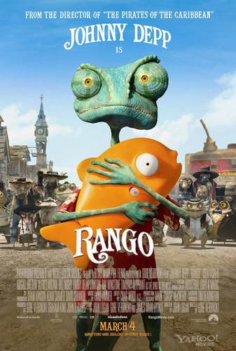 Rango Poster