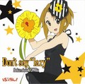 Ritsu-Don't Say Lazy