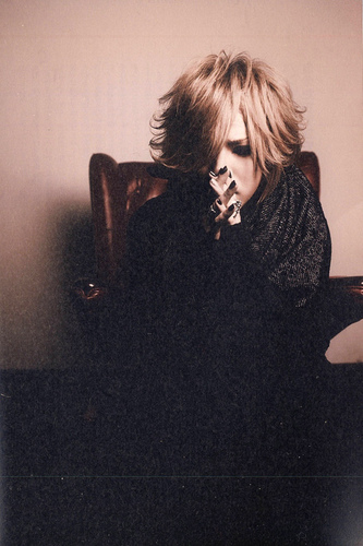 Ruki - Rock and Read vol. 33