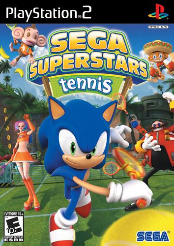 SEGA Superstar 테니스