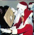 SWEET MJ!!!!♥♥ Merry Christmas!! - michael-jackson photo