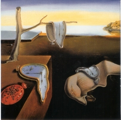 Daydreaming wallpaper titled Salvador Dali painting