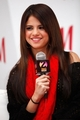 Selena @ The H&M Artist Gift Lounge At Z100's Jingle Ball