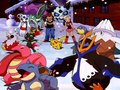 Serebii.net's Official Advent achtergrond