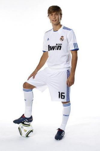 Sergio Real Madrid
