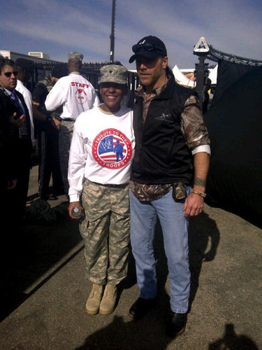 Shawn Michaels - Tribute to the Troops 2010