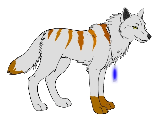 anime animal images Shy the wolf wallpaper and background ...