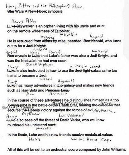 سٹار, ستارہ Wars > Harry Potter