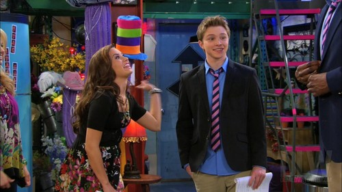 Stemi and Channy so cool