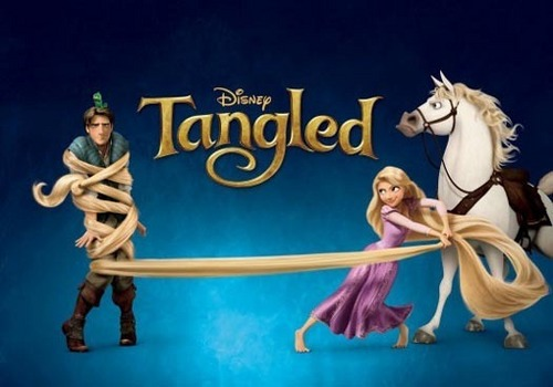 Tangled :D