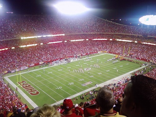 The NEW Arrowhead Stadium