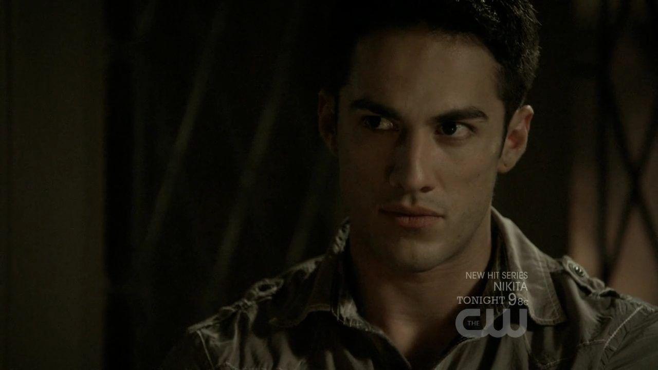 Vampire Diaries Michael