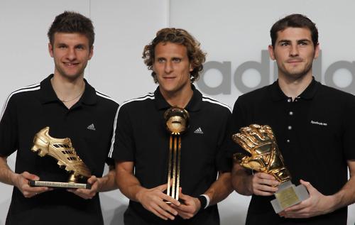 Thomas Müller the best goal scorer
