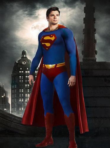 Tom Wellen as Superman