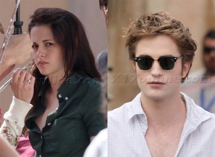 Twilight characters :)