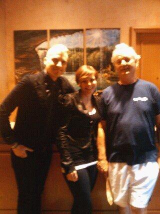 Tyler, Elaine, Bill