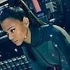 Zoë Saldaña as Uhura picha titled Uhura