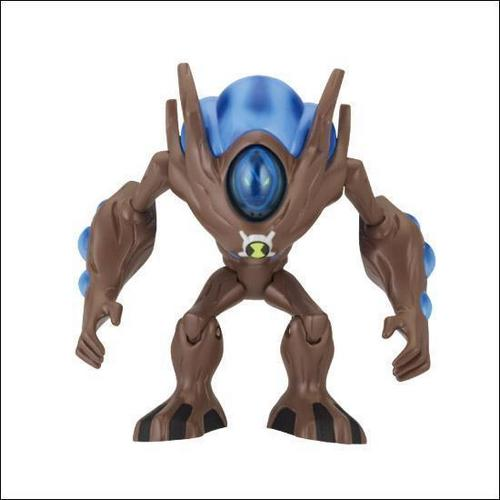 Ben 10: Ultimate Alien karatasi la kupamba ukuta containing a triceratops entitled Ultimate Swampfire