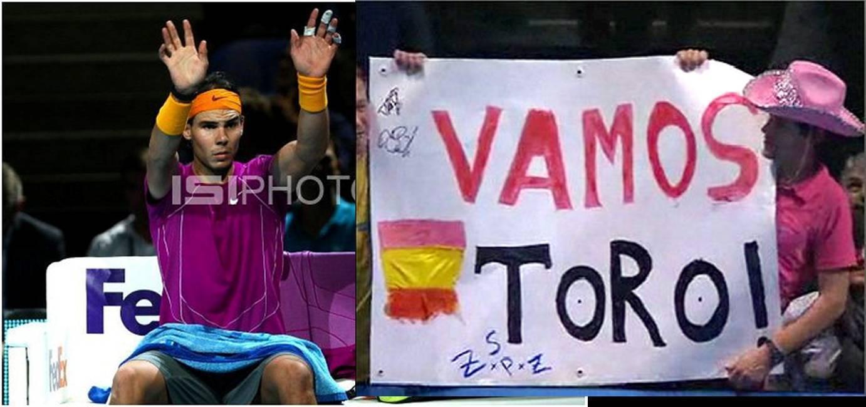 VAMOS TORO !!!