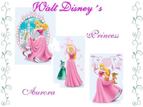 Princess Aurora fondo de pantalla called Walt Disney's Princess
