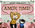 What Time Is It? - spirk fan art