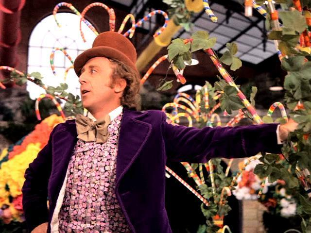 willy wonka chocolate factory symbolism