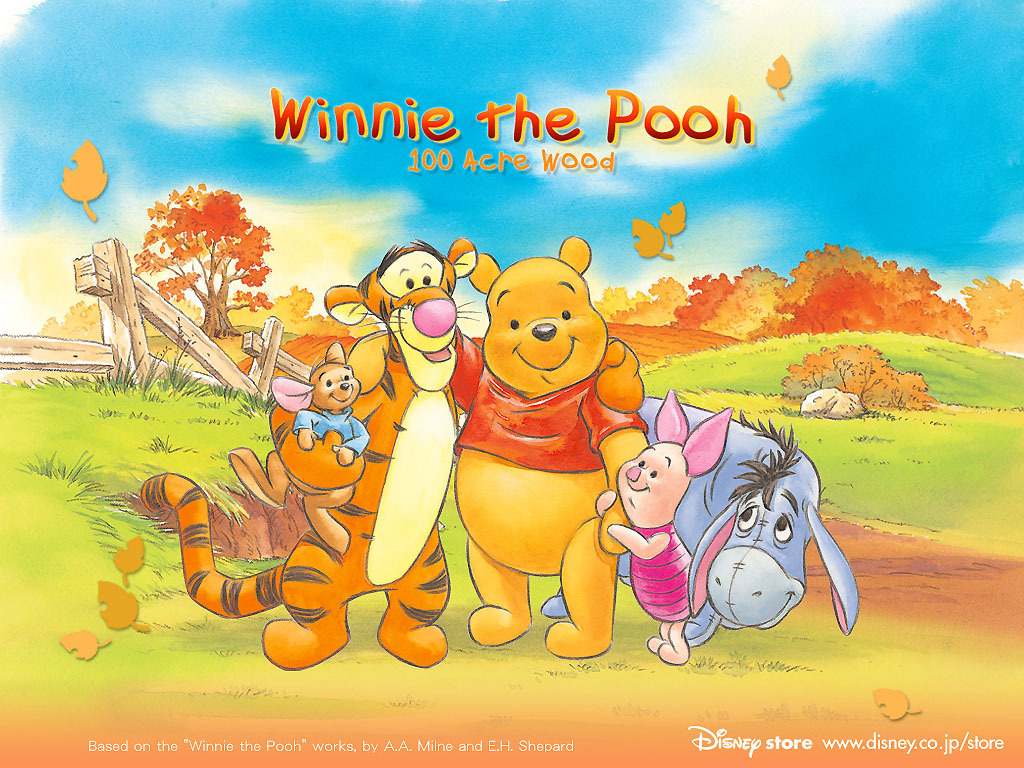 hi the pooh If you're under the impression that winnie-the-pooh, piglet, tigger, et al stop being relevant after a certain agewell, silly old bear winnie the pooh quotes are relevant at every stage of life aa milne's beloved books chronicling the adventures of christopher robin and his stuffed .