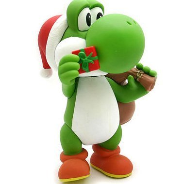 Yoshi wishes آپ a Merry Xmas!