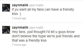 Zayn Twits Again (Don't No What To Believe Anymore) x