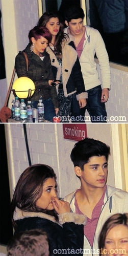 Zayneva? R They 或者 Aren't They 2gether? (Don't No What To Believe Anymore) x