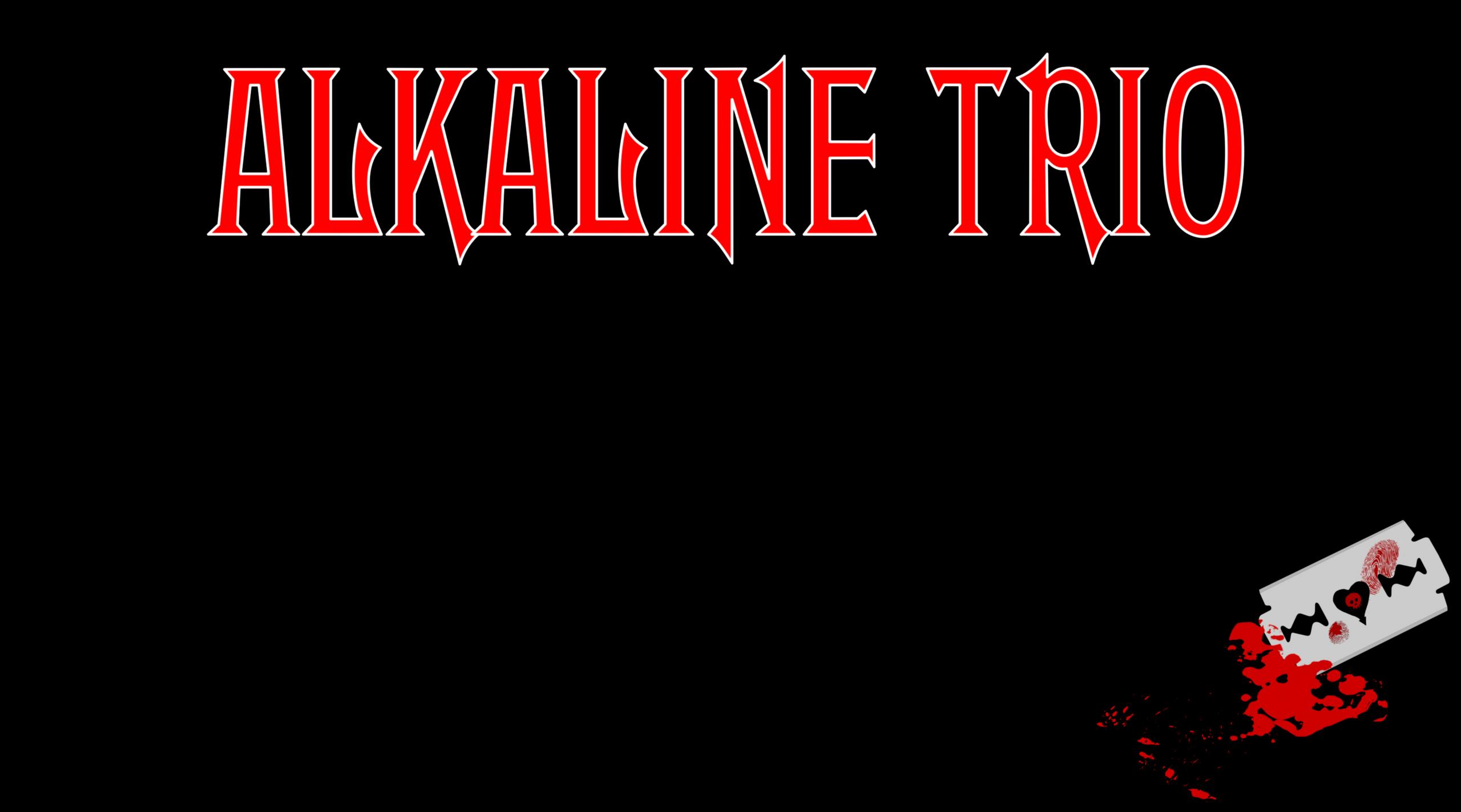 alkaline trio wallpaper