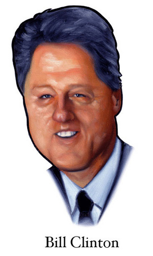 Bill Clinton wallpaper titled bill-clinton