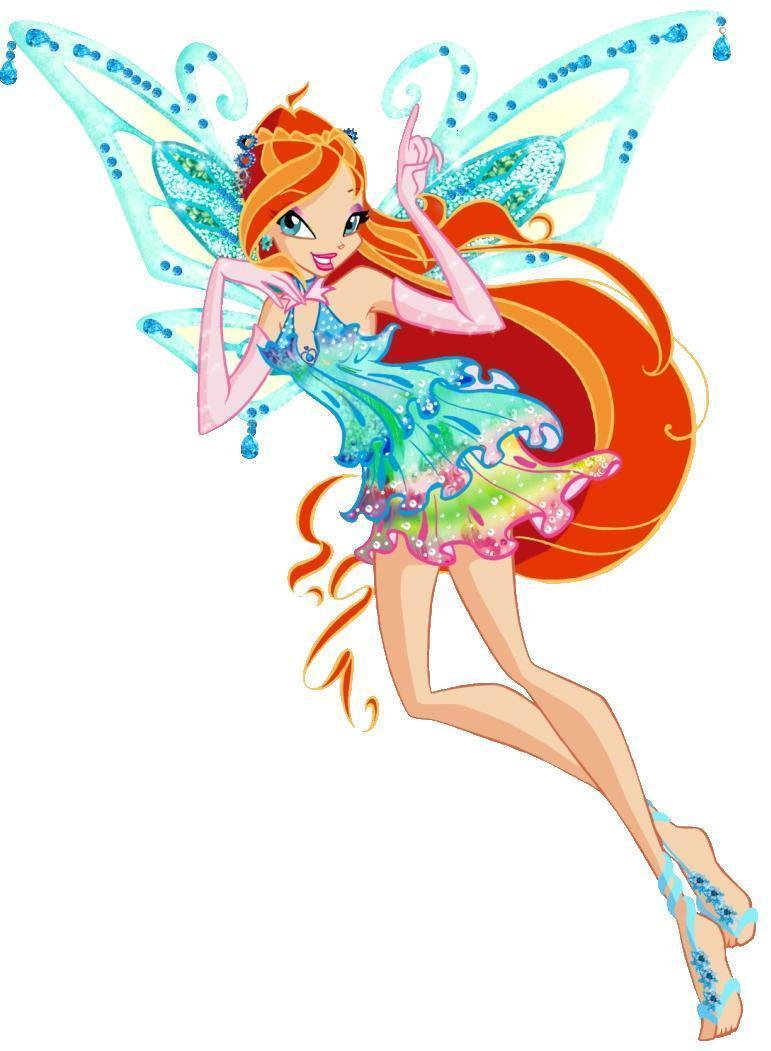 Winx Club Bloom magic images bloom HD wallpaper and background photos ...