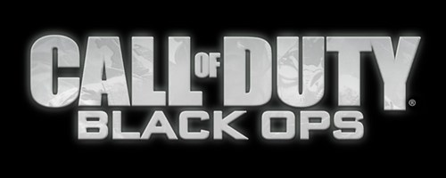 call of duty black ops शीर्षक