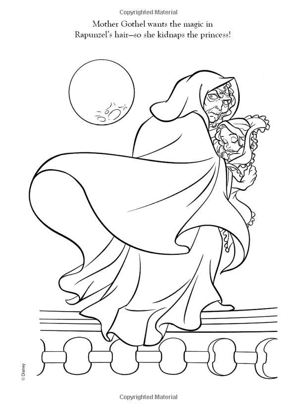 princess coloring pages tangled. coloring pages copyrighted