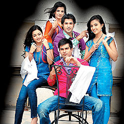 dil mil gaye - indian-television Fan Art