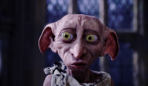 Harry Potter Hintergrund entitled Dobby :))