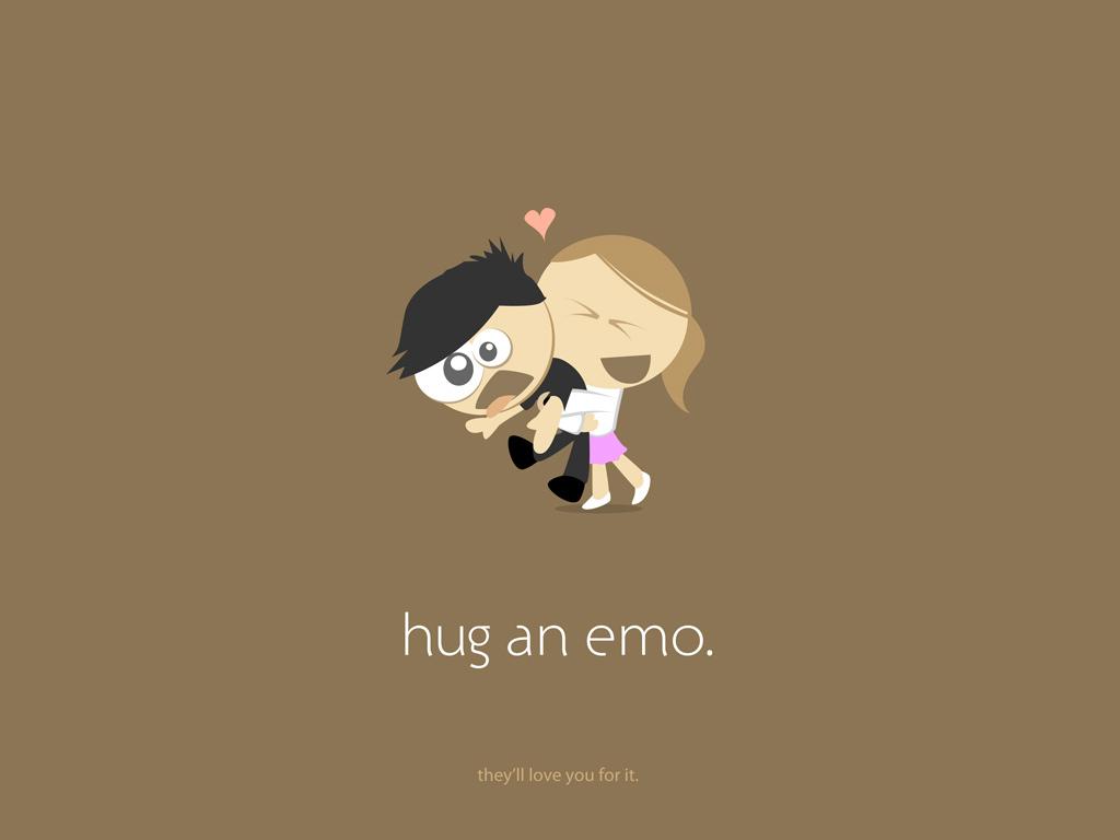 hug an Emo