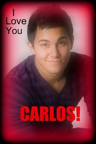 i 爱情 你 carlos