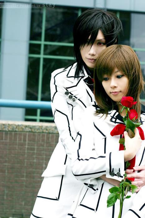 Vampire Knight - Yuki + Kaname images ka yu cosplay ...