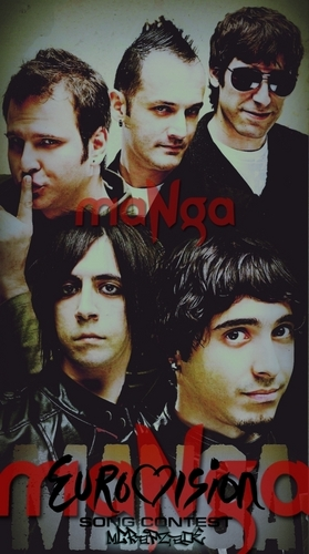 MaNga (band) wallpaper probably with a portrait titled ma-n-ga
