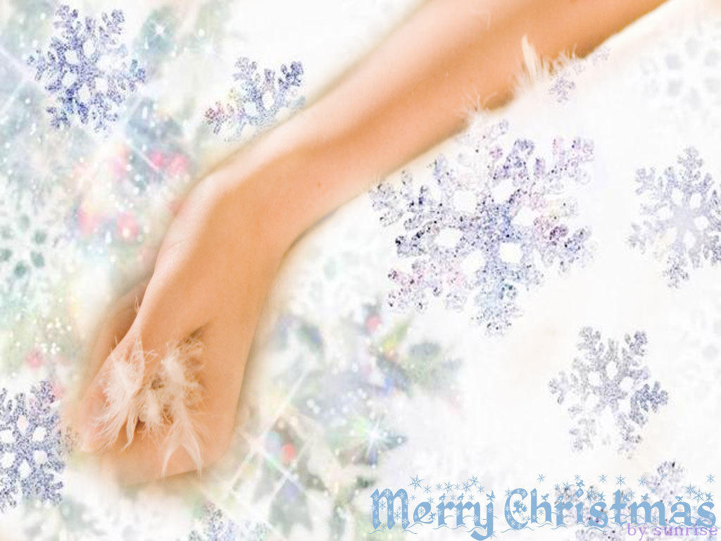 merry christmas - twilight-series wallpaper