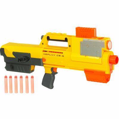 nerf pistols