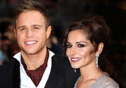 olly murs and cheryl cole