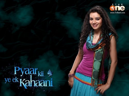 pyaar ki ye ek kahani pic by Pearl - indian-television Wallpaper